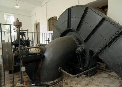 Turbina hidraúlica