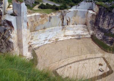 Vista general del anfiteatro