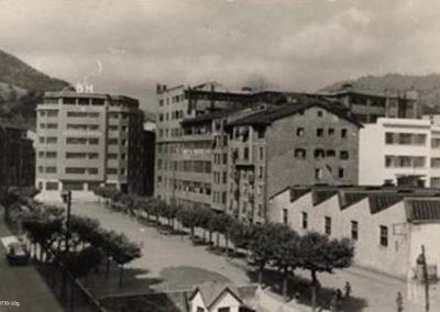 Vista general de las instalaciones originales