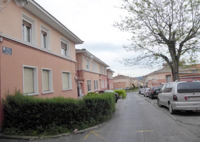 Calle viviendas de la Babcock & Wilcox