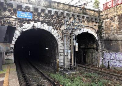 Ferrocarril Bilbao-Portugalete