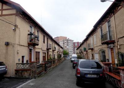Calles interiores