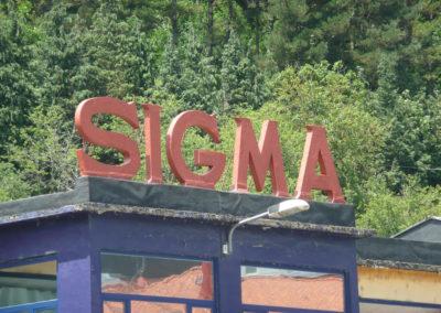 Estarta y Ecenarro – SIGMA