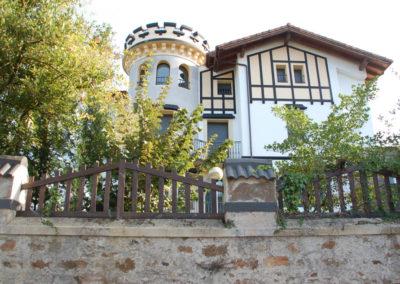 Casa de los propietarios