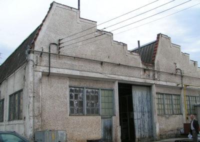 Fábrica de coches y vagones Mariano de Corral – Amurrio Ferrocarril y Equipos