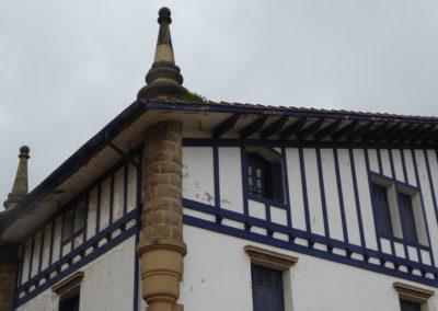 Detalles arquitectónicos
