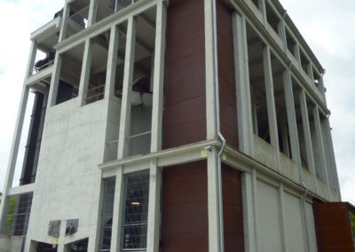 Vista general de la fábrica