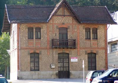 Estación de Eskoriatza