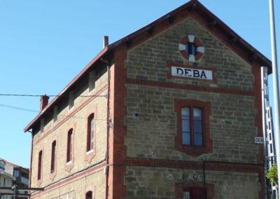 Estación de Deba