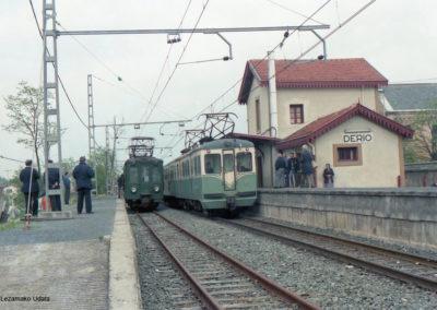 Ferrocarril Bilbao-Lezama