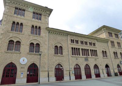Estacion de Estella