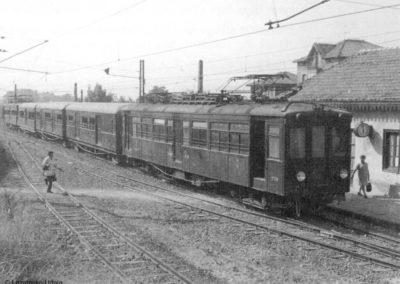 Estación de La Cruz