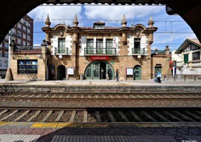 Estación de Llodio (estilo palacial)