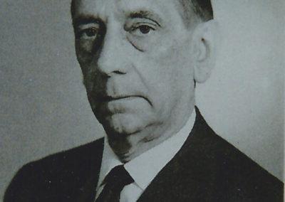 Isidoro Delclaux Arostegui