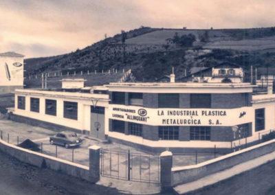 La Industrial Plástica y Metalúrgica. LIPMESA