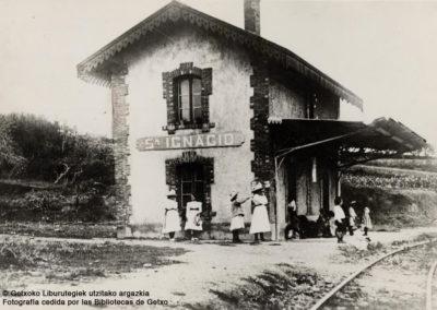 Estación de Neguri