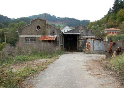 Fábrica de Plomos, estaños y aluminios PEALSA