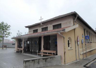 Parroquia del Barrio de La Cruz