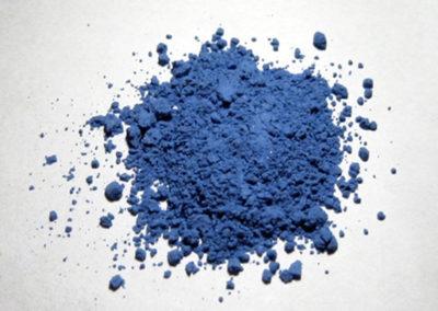 Pigmento azul