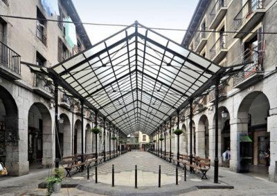 Plaza de Verduras de Tolosa