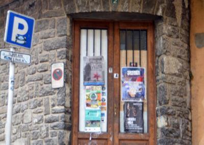 Portal de acceso a oficinas