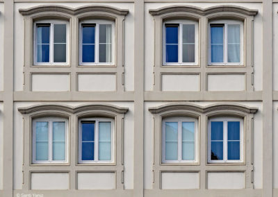 Seriación de ventanas