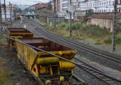 Zornotza-Bermeo trena
